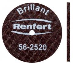 Disque à tronçonner diamanté Dynex brillant  Renfert 202289