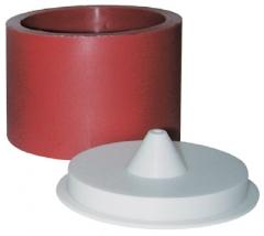 Cylindres en silicone  Larident 200355