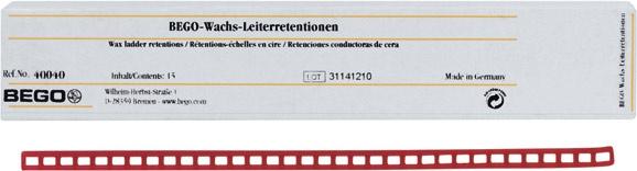 Cire de rétention  Bego 200244