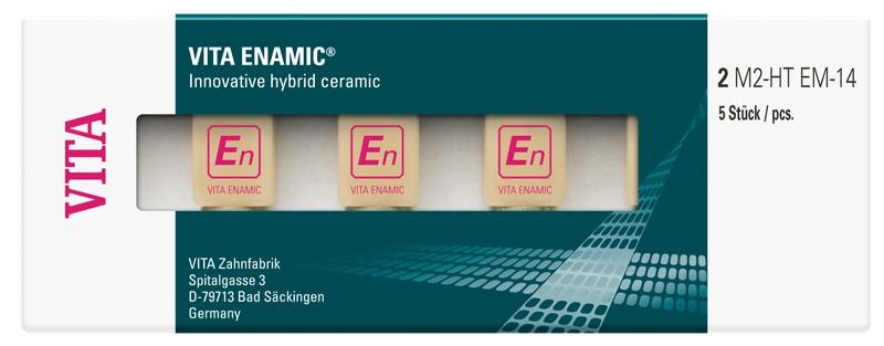 Enamic ® High Translucent Vita 162908