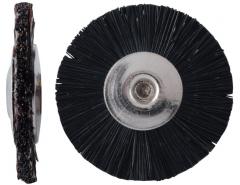 Brossettes Mini Best soie noire  Hatho 200420