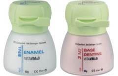 Réassorts de céramiques Vita VM 9 Classical A1–D4 Poudre Dentine en pot 12 g Vita 201577