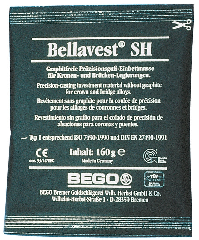 Poudre Bellavest® SH  Bego 200372