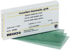 Cire granitée Gros grain Bego 200266