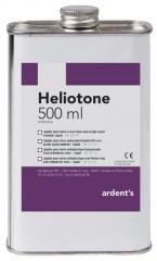Héliotone résine à cuire Le bidon de 500 ml de liquide  Ardent s 202538